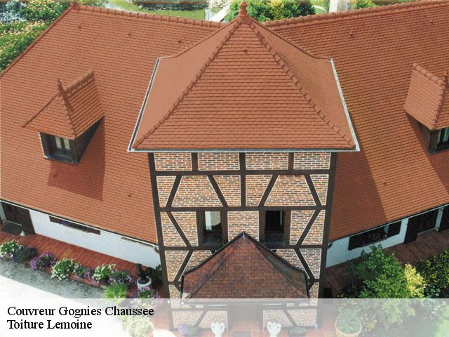 Couvreur  gognies-chaussee-59600